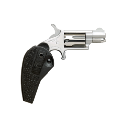 "North American Arms NORTH AMERICAN ARMS MINI REVOLVER, #NAA-22LLR-HG, 22LR, STAINLESS, 1.5"", HOLSTER GRIP"