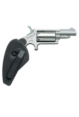 "North American Arms NORTH AMERICAN ARMS MINI REVOLVER, #NAA-22MC-HG,  COMBO 22LR/22M, STAINLESS, 1.5"", HOLSTER GRIP"