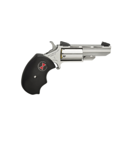 North American Arms NORTH AMERICAN ARMS BLACK WIDOW, #NAA-BWC, 22LR/MAG COMBO, STAINLESS, 2""