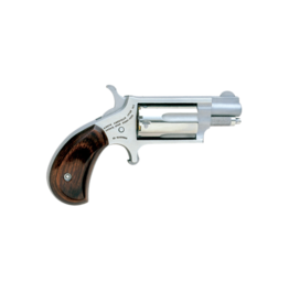 North American Arms NORTH AMERICAN ARMS MINI REVOLVER, #NAA-22MSC, COMBO 22LR/22M, STAINLESS, 1.1""