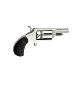 North American Arms NORTH AMERICAN ARMS WASP, #NAA-22M-TW, 22MAG, STAINLESS