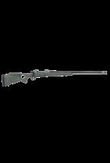 "Christensen Arms CHRISTENSEN ARMS SUMMIT TI  THUMBHOLE RIFLE, #CA10269-315323, 7MM REM MAG, 26"", GREEN W/ BLACK & TAN WEBBING, CARBON FIBER WRAPPED BARREL, LIGHT TARGET CONTOUR, THREAED W/ Ti BRAKE, AEROGRADE CARBON FIBER STOCK"