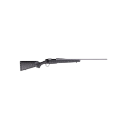 "Christensen Arms CHRISTENSEN ARMS MESA RIFLE, #10280-413411, .308WIN, 22"", BLACK WITH GRAY WEBBING, S/S BARREL, CARBON FIBER STOCK"