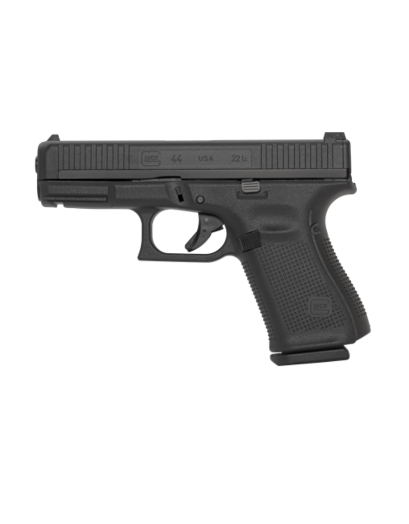 Glock GLOCK 44, #UA4450100, .22LR, 5.5LB, ADJ SIGHTS, BLACK