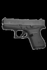 "Glock GLOCK 43, #PI4350202, 9MM, 3.39"", SINGLE STACK, 2 MAGAZINES"