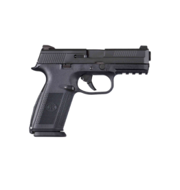 FNH FNH FNS-40, 40S&W, #66915, NIGHT SIGHTS, 3 14RD MAGS, BLACK - DISC