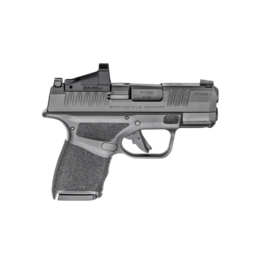 Springfield Armory SPRINGFIELD HELLCAT OSP WITH SHIELD SMSC, #HC9319BOSPSMSC, 9MM, 3IN. BARREL, U NOTH REAR SIGHT, TRITIUM LUMINESCENT FRONT SIGHT, OPTICS READY, 11 AND 13 ROUND MAGAZINES, BLACK