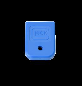 Glock GLOCK MAGAZINE FLOOR PLATE, 9MM, BLUE