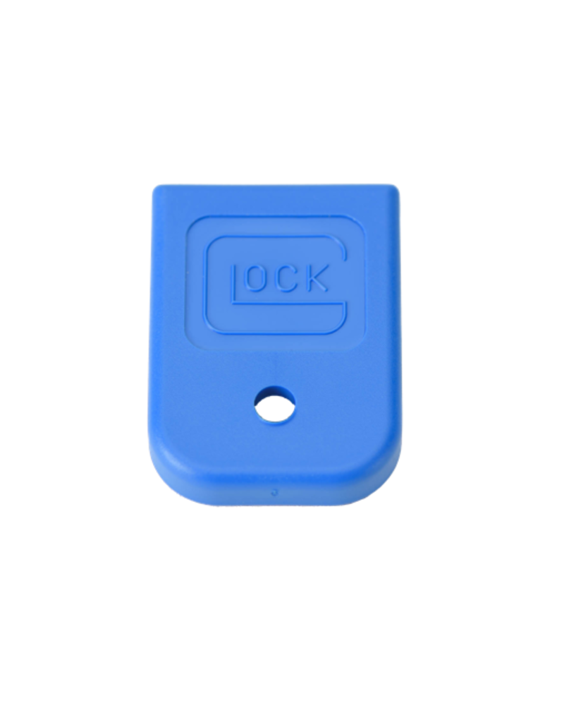 Glock GLOCK MAGAZINE FLOOR PLATE, 9MM, BLUE