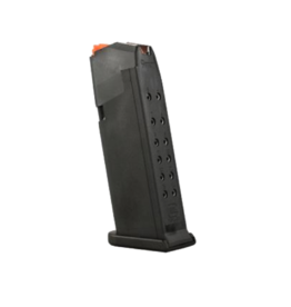 Glock GLOCK 19 GEN 5 MAGAZINE, 9MM, 15 RDS, ORANGE FOLLOWER
