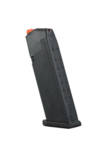 Glock GLOCK 17 GEN 5 MAGAZINE, 9MM, 17 RDS, ORANGE FOLLOWER