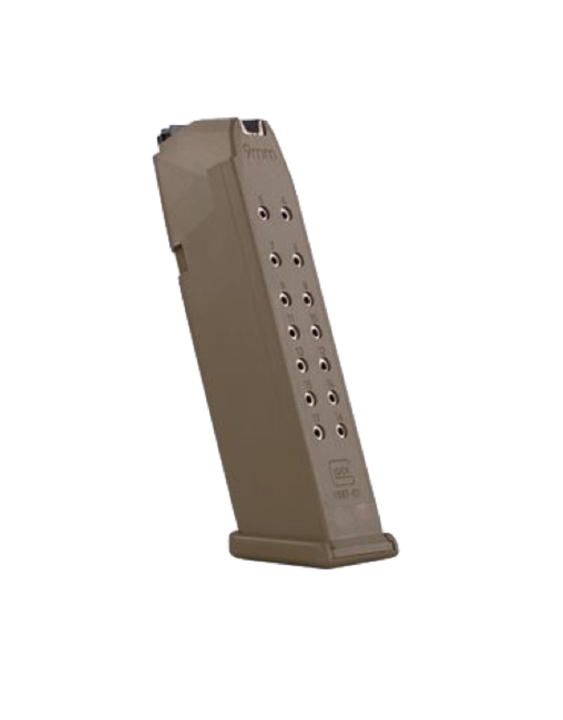 Glock GLOCK 19X MAGAZINE, 17RD, COYOTE