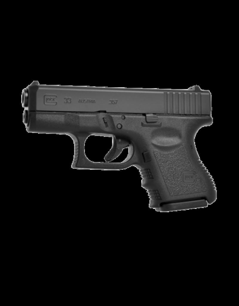 """Glock GLOCK 33, #PI33502, 357SIG, 3.5"""", 2 MAGS"""