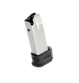 Springfield Armory SPRINGFIELD MAGAZINE, 9MM, BLACK, 16 RD, COMPACT WITH SLEEVE