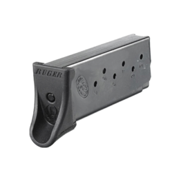 Ruger RUGER MAGAZINE, EC9/LC9, #90363, 9MM, 7 RD, BLUE, FINGER EXT.