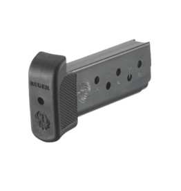 Ruger RUGER MAGAZINE, LCP, #90405, 380ACP, 7 RD, BLUE, EXTENDED