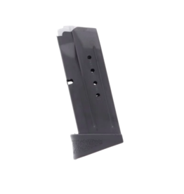 Smith & Wesson SMITH & WESSON MAGAZINE, M&P COMPACT, 9MM, BLUE, FINGER REST, 12 RD