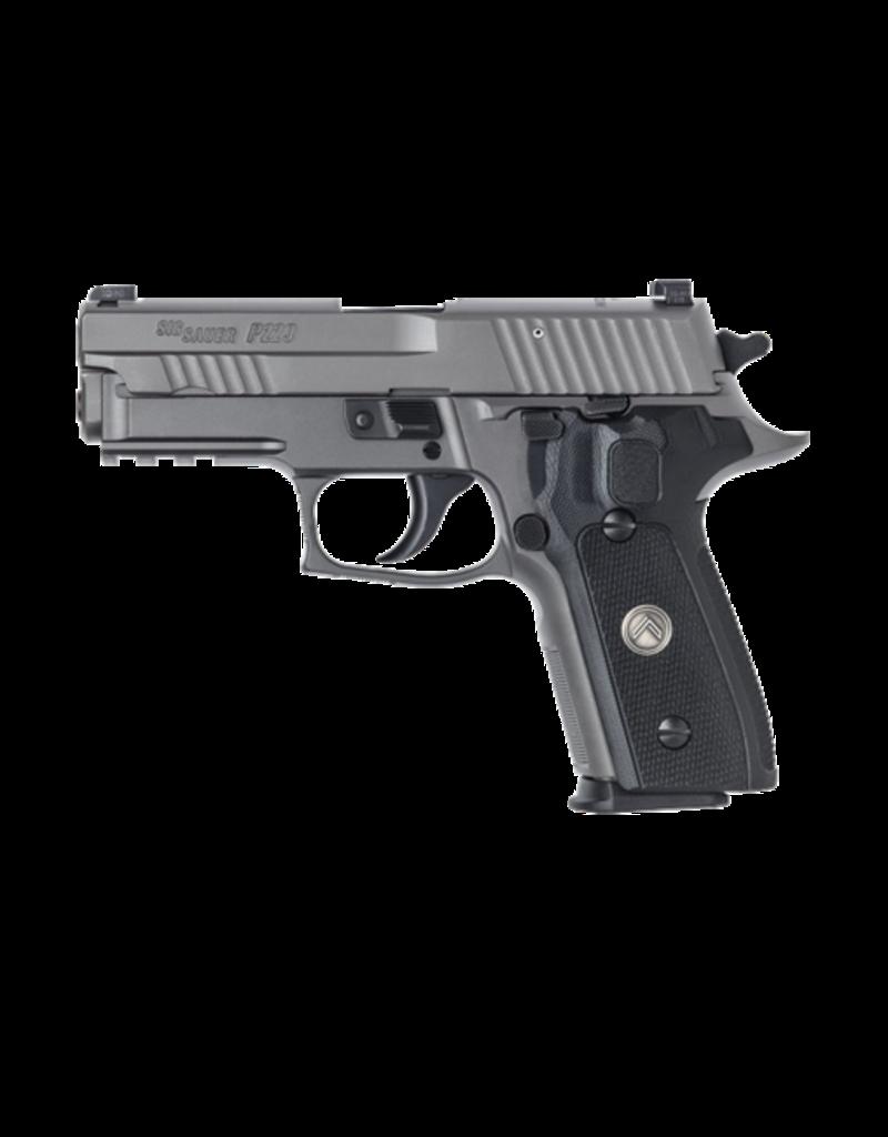Sig Sauer SIG SAUER P229 LEGION, #E29R-9-LEGION, 9MM, GRAY, XRAY NIGHT SIGHTS, G10 GRIPS, RAIL