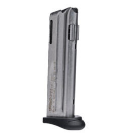 Walther WALTHER P22 MAGAZINE, 10RD, Q STYLE FINGER REST #512604