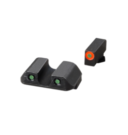 Glock GLOCK AMERIGLO BOLD NIGHT SIGHT SET, FRONT / REAR, 6.5MM