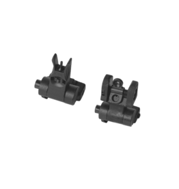 Sig Sauer SIG SAUER TREAD FLIP SIGHTS, FRONT/REAR, STEEL, 798681598861