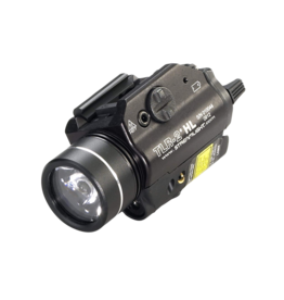 Streamlight STREAMLIGHT TLR-2 HL, #69261, 1000 LUMENS, LED LIGHT & LASER, CR123 BATTERIES