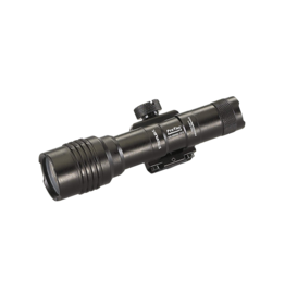 Streamlight STREAMLIGHT PROTAC RAILMOUNT 2L, #88059, REMOTE SWITCH AND TAIL CAP, WHITE LED LIGHT, 2 CR123 BATTERIES, BLACK