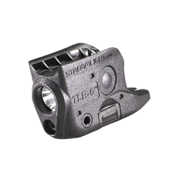 Streamlight STREAMLIGHT TLR-6, #69270, FOR GLOCK 42/43, SUB-COMPACT LED LIGHT & LASER, 100 LUMENS