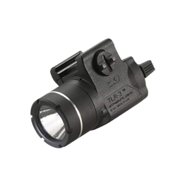Streamlight STREAMLIGHT TLR-3, #69220, COMPACT LED LIGHT, CR123 BATTERIES