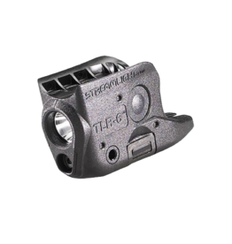 Streamlight STREAMLIGHT TLR-6, #69272,  FOR GLOCK 26/27, SUB-COMPACT LED LIGHT & LASER, 100 LUMENS