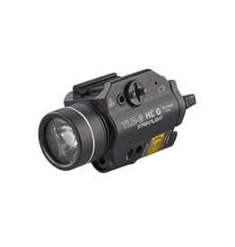 Streamlight STREAMLIGHT TLR-2G HL, #69265, 1000 LUMENS, LED LIGHT & GREEN LASER, CR123 BATTERIES