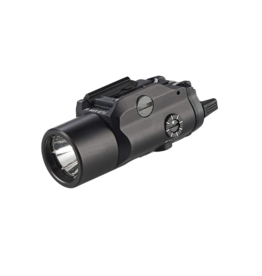 Streamlight STREAMLIGHT TLR-VIR II, #69192, 300 LUMEN LED LIGHT, LED IR LIGHT & IR LASER, CR123 BATTERIES, BLK