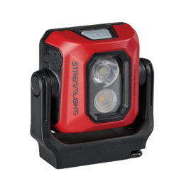 Streamlight STREAMLIGHT SYCLONE, #61510, 400 LUMENS, WHITE LED / COLOR-RITE CRI LED, RED