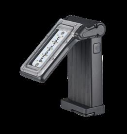 Streamlight STREAMLIGHT FLIPMATE, #61500, 500 / 400 LUMENS, WHITE LEDS / COLOR-RITE CRI LEDS, USB RECHARGABLE, BLACK