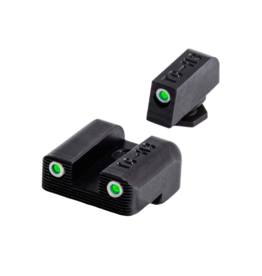TruGlo TRUGLO TRITIUM NIGHT SIGHT SET, #TG231G1A, GLOCK 42/43