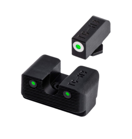 TruGlo TRUGLO TRITIUM PRO SIGHTS, GLOCK 21, #TG231G2W, TRITIUM SIGHT, WHITE FOCUS LOCK RING