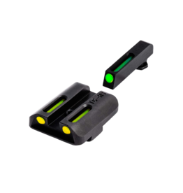 TruGlo TRUGLO TFO SIGHTS, GLOCK 17/22/34, #TG131GT1Y, TRITIUM/FIBER OPTIC SIGHT, REAR YELLOW