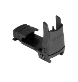 MFT MISSION FIRST TACTICAL FLIP-UP FRONT SIGHT, POLYMER