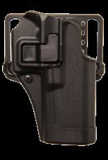 Blackhawk BLACKHAWK SERPA HOLSTER, 410563BK-R, S&W SHIELD 9/40, MATTE, RH