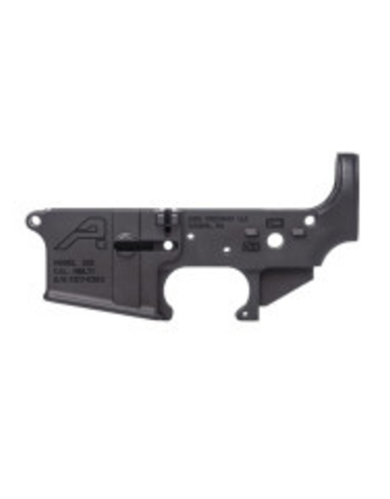 Aero Precision AERO PRECISION, AR15 GEN 2, STRIPPED LOWER, #APAR501101C BLACK