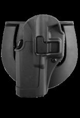 Blackhawk BLACKHAWK SPORTSTER SERPA HOLSTER, 413500BK-L,  GLOCK 17/22/31, SIZE 00, GRAY, LH