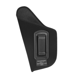 "Blackhawk BLACKHAWK INSIDE THE PANTS HOLSTER, 73IP07BK-L, SIZE 07 (3.25-3.75""), NYLON, LH"