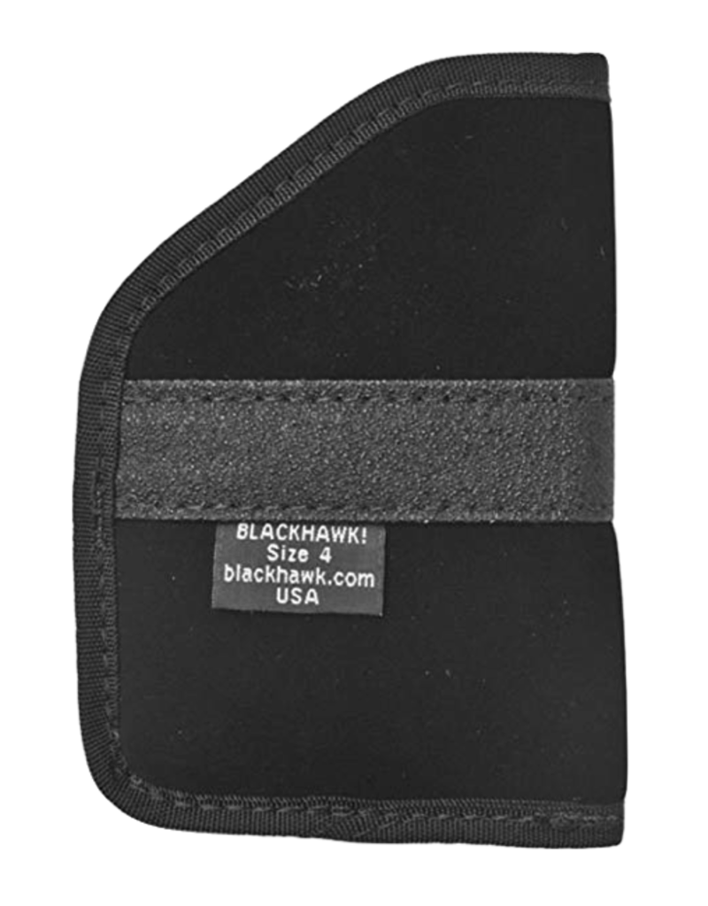 Blackhawk BLACKHAWK INSIDE THE POCKET HOLSTER, SIZE 04, NYLON, AMBI
