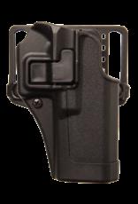 Blackhawk BLACKHAWK SERPA HOLSTER, 410568BK-R, GLOCK 43, MATTE, RH