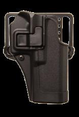 Blackhawk BLACKHAWK SERPA HOLSTER, 410561BK-R,  SIG 320 FULL SIZE, SIZE 61, MATTE, RH