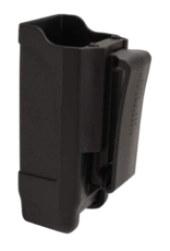 Blackhawk BLACKHAWK MAGAZINE HOLSTER, SINGLE, DOUBLE STACK, MATTE, BLACK