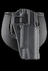 Blackhawk BLACKHAWK SPORTSTER SERPA HOLSTER, 413514BK-R, H&K USP 9/40, SIZE 14, GRAY, RH