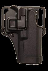 Blackhawk BLACKHAWK SERPA HOLSTER, 410567BK-R, GLOCK 42, MATTE, RH