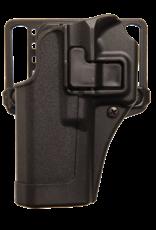Blackhawk BLACKHAWK SERPA HOLSTER, 410563BK-L, S&W SHIELD 9/40, MATTE, LH