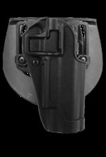 Blackhawk BLACKHAWK SERPA HOLSTER, 410503BK-R, COLT 1911, SIZE 03, MATTE, RH
